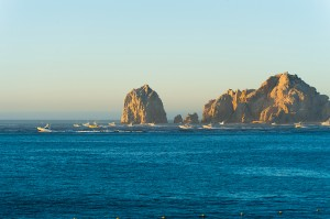 Medano Beach at Cabo San Lucas