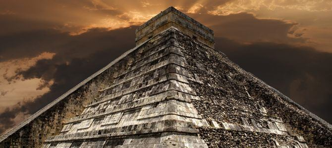 Sacred Mayan Sites in and Near Cancun