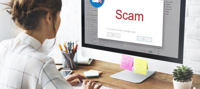 Are you sure you have never been scammed?
