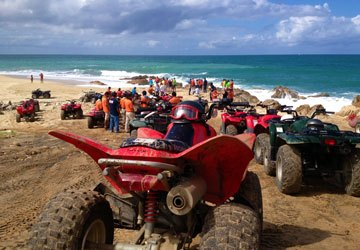 ATV tours in Cabo San Lucas